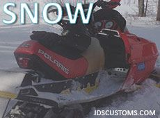 Aftermarket Snowmobile Parts, Custom Sled Parts