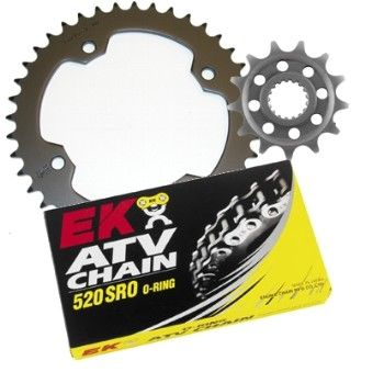 Chain / Sprockets / Drivetrain