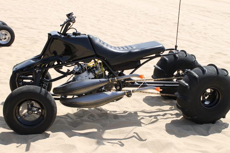 Honda Atv Side By Side >> BANSHEE DRAG PEG-BILLET STAINLESS-TUBE STYLE-STOCK FOOT POSITION - JDS Customs