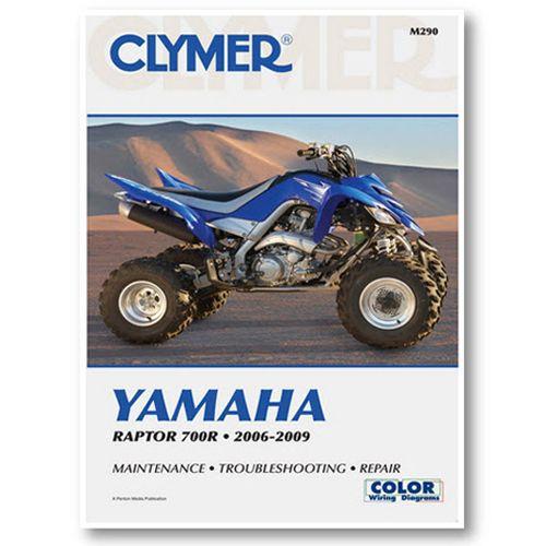 2003-2008 Suzuki LTZ400 Clymer Repair Service Manual LTZ 400 M270