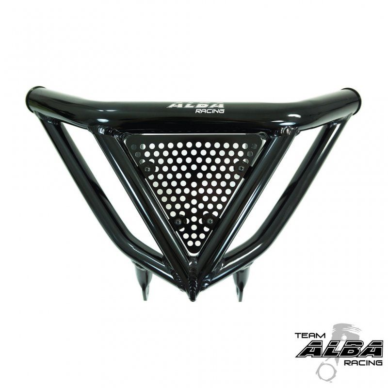 Intimidator Utv Reviews >> YFZ 450 Intimidator Front Bumper Silver or Black - JDS Customs