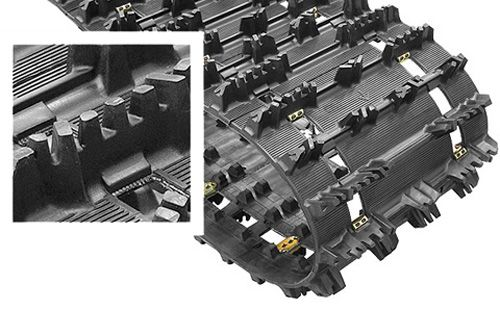 Tracks and Drive Components