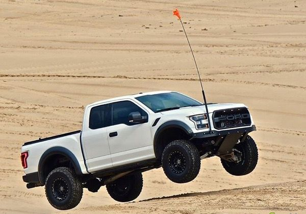Ford Raptor Gen II